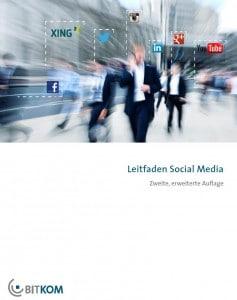 Gespickt mit aktuellen Zahlen, Infos und Tipps liefert die 2. Auflage des BITKOM-Leitfadens Social Media wichtiges Wissen, worauf es beim Engagement im Social Web ankommt.
