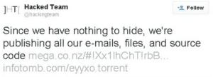 Ein Unternehmen, das Spionagesoftware programmiert, ist selbst zum Opfer von Hackern geworden. Hunderte Gigabyte geheimer Daten wurden veröffentlicht.