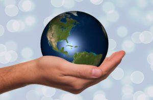 Die Welt zu Gast in Online-Shops
