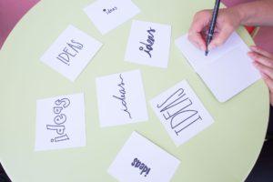 Koordinieren, strukturieren, planen: Die besten Brainstorm Methoden