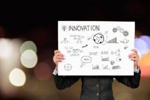 Eine innovative Idee ist das A und O für erfolgreiches Business!