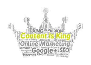 Content is King! Mit diesen Tipps setzt auch ihr euch bald die Krone auf!