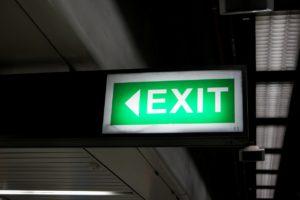 Wenn`s mit dem Startup nicht klappt: So gelingt der Exit.