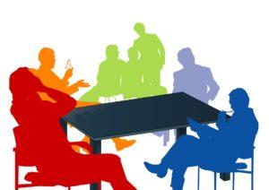 Kommunikation und regelmäßige Meetings – das A und O bei der agilen Softwareentwicklung.