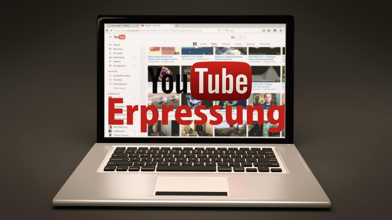 Machen Erpresser bald YouTube unsicher? Zwei Fälle lassen eine neue Cybercrime-Masche befürchten!
