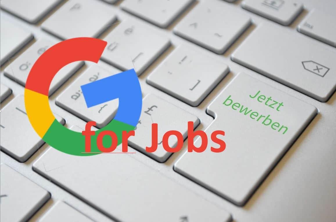 Mit Google for Jobs könnt ihr schneller einen geeigneten Job oder neue Mitarbeiter finden. Wie ihr die Google Funktion richtig nutzt, erfahr ihr hier.