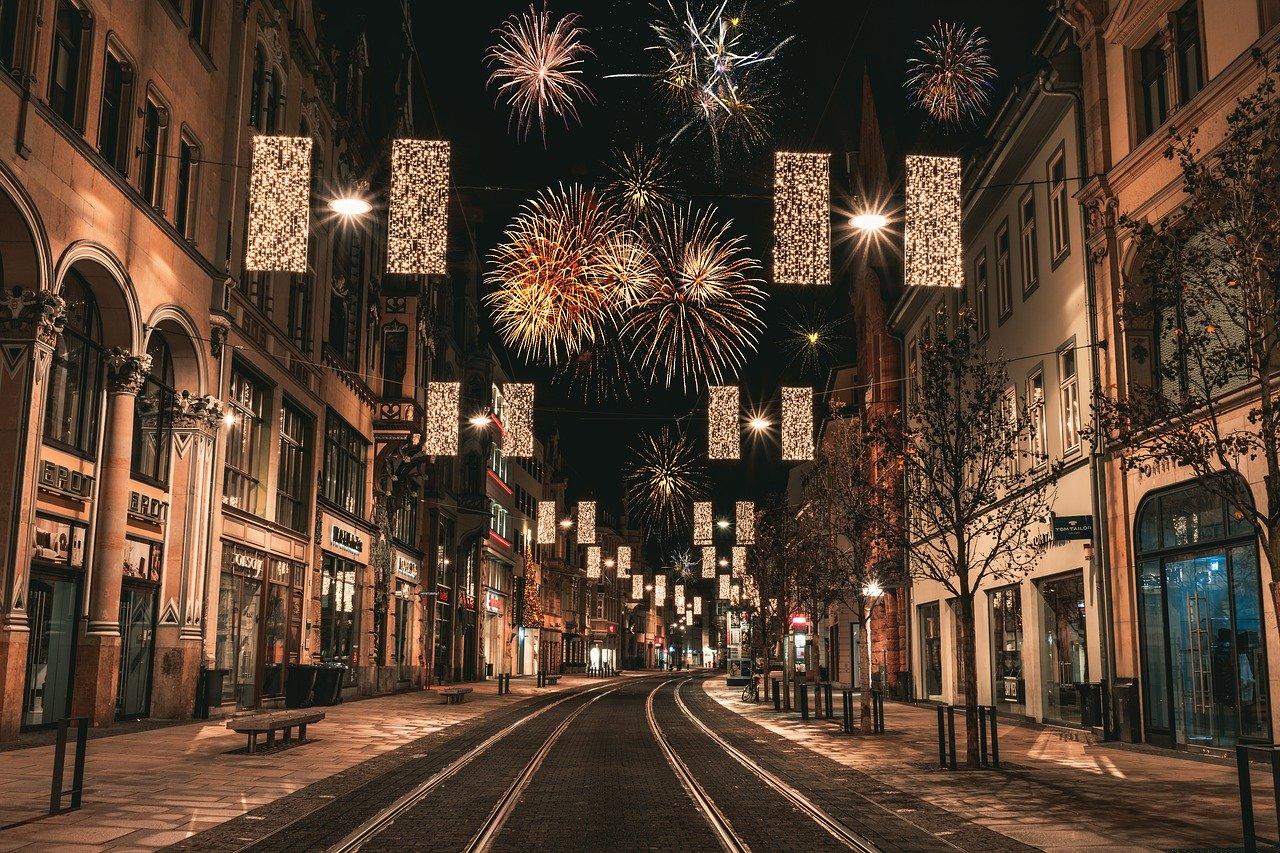 Ein letzter Blick zurück, dann neues Jahr und neues Glück!