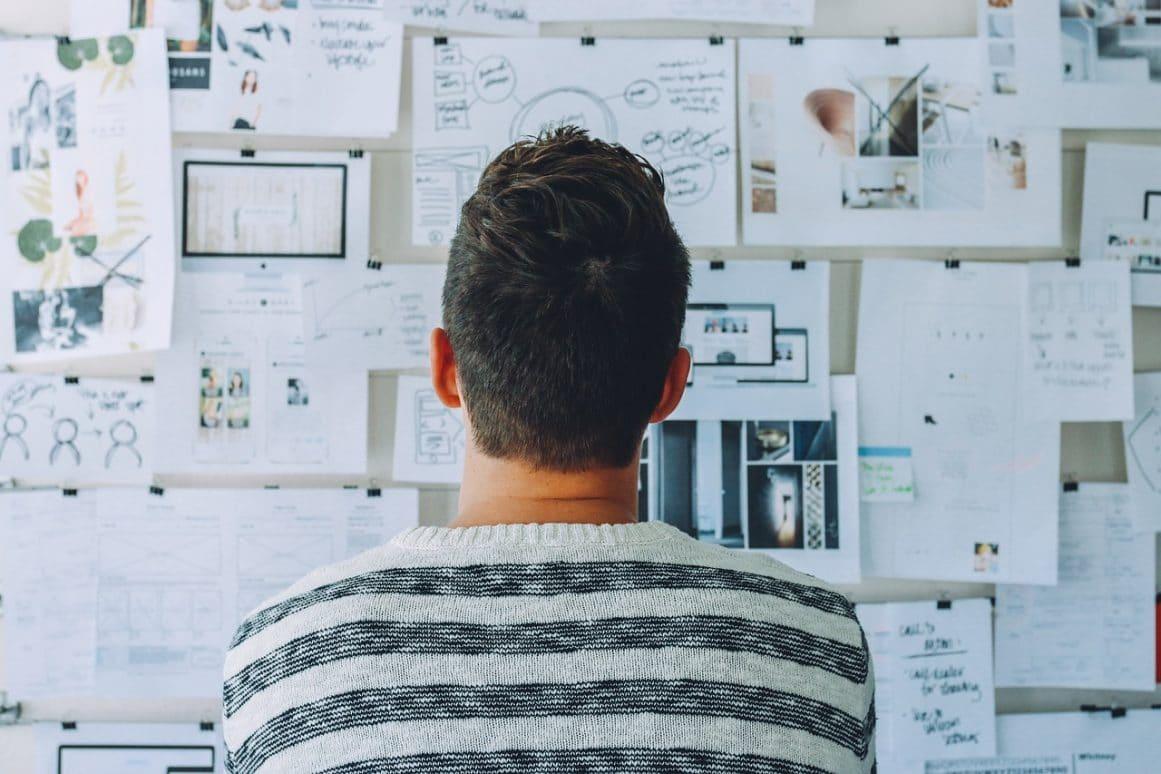 Corporate Design als Startup finden